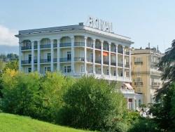 Les palaces d'Aix Les Bains
