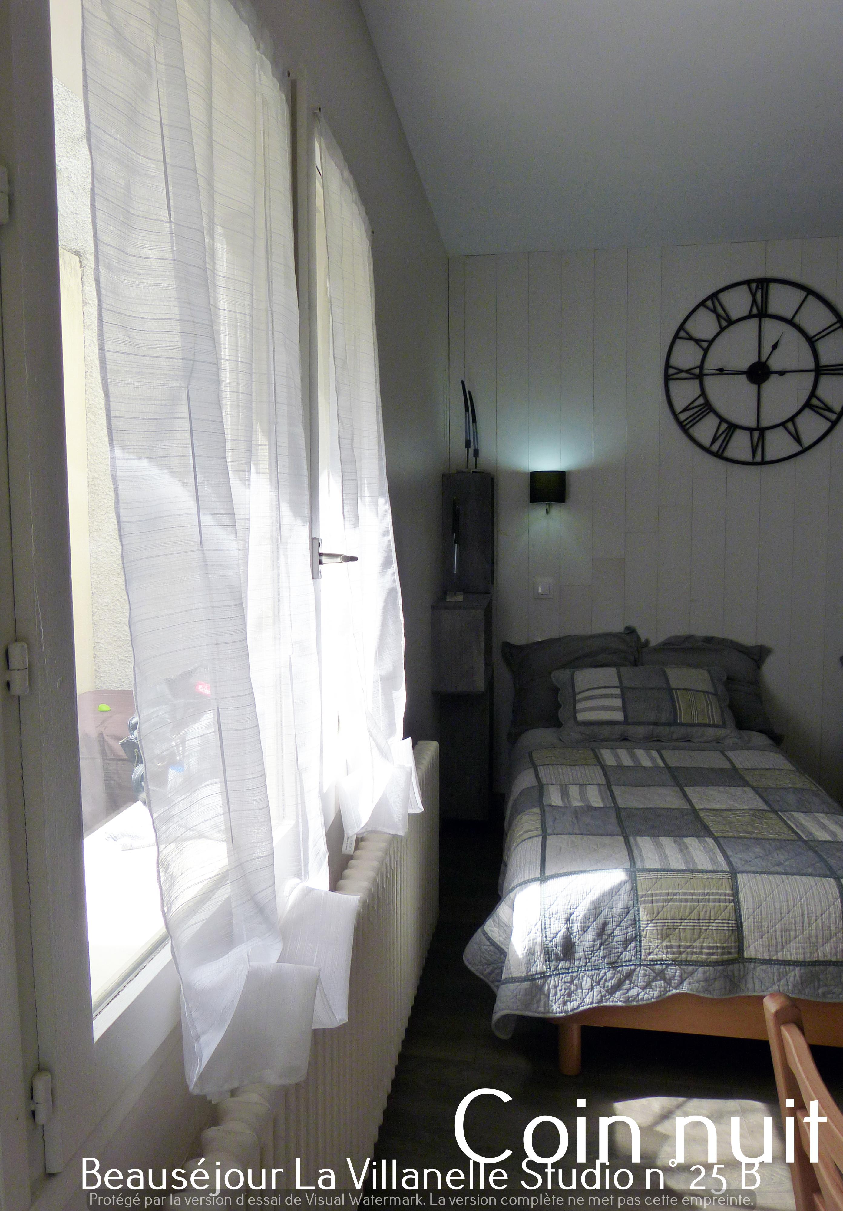 location studio meubl sur aix les bains la r sidence la villanelle beaus jour locations. Black Bedroom Furniture Sets. Home Design Ideas